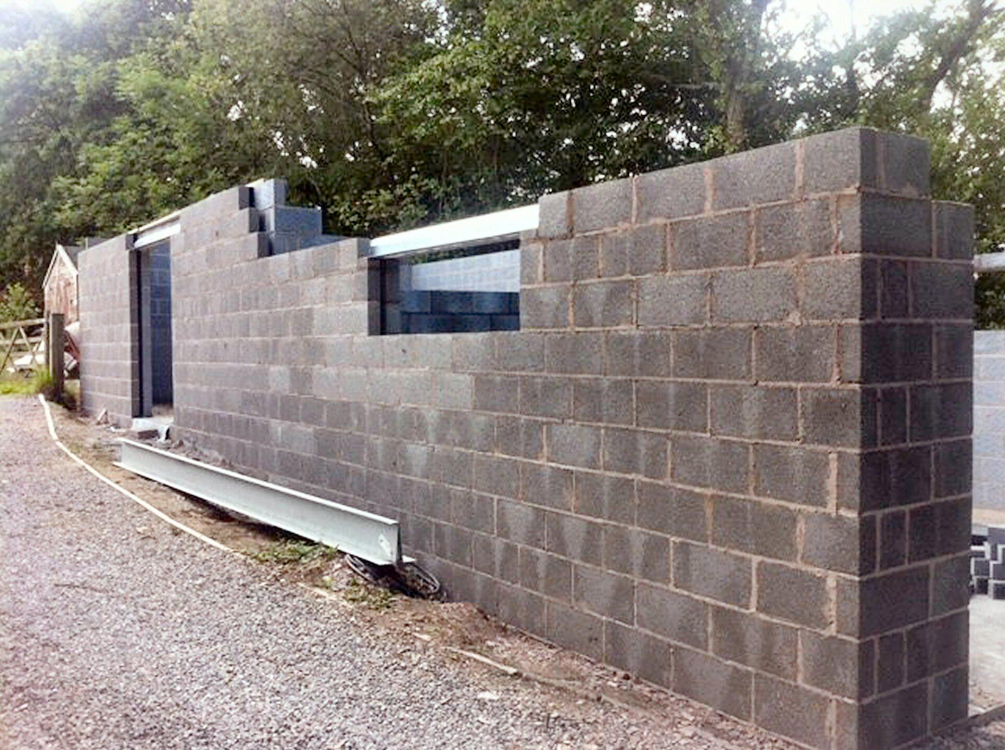 Blockwork Abacus Brickwork And Rendering