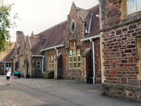 Wiveliscombe School 2015 - re-pointing
