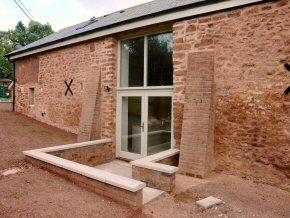 Barn Conversion at Lydeard St Lawrence
